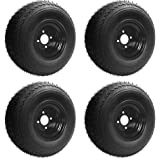 Amazon.com: Golf Cart - Tire & Wheel emblies: Automotive on