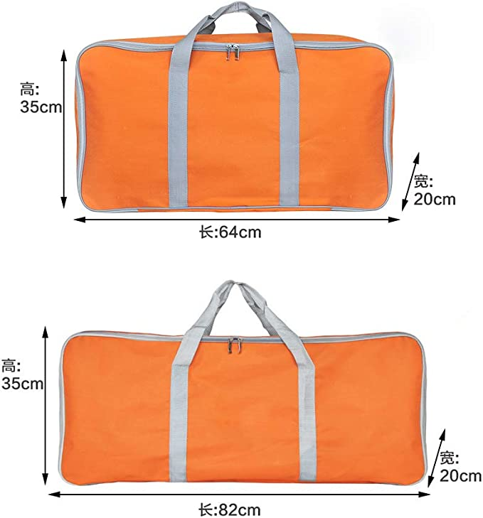 Details about  /Waterproof Tableware Storage Bag Oxford Fabric Outdoor Camping BBQ Tableware