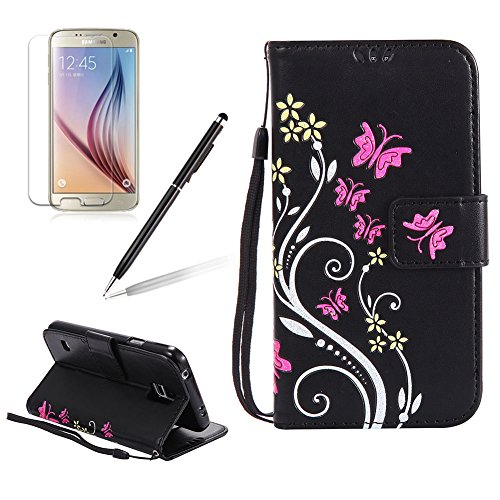 Used, Premium PU Leather Wallet Case For Samsung Galaxy S7, for sale  Delivered anywhere in Canada