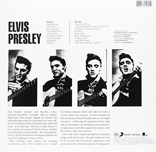 Elvis Presley: Elvis Presley: Amazon.it: Musica