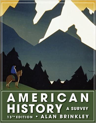 American History: A Survey: Alan Brinkley: 9780073385495: Amazon ...