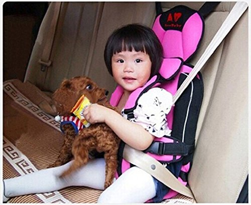 seat cover car portable child safety seat baby car seat to baby seat 1 6 years old red buy. Black Bedroom Furniture Sets. Home Design Ideas