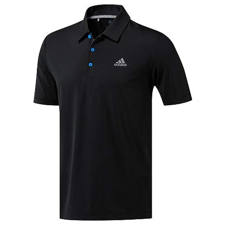 a2cbbeee3697 Amazon.com : adidas Golf 2019 Mens Ultimate 2.0 Solid Short Sleeve ...