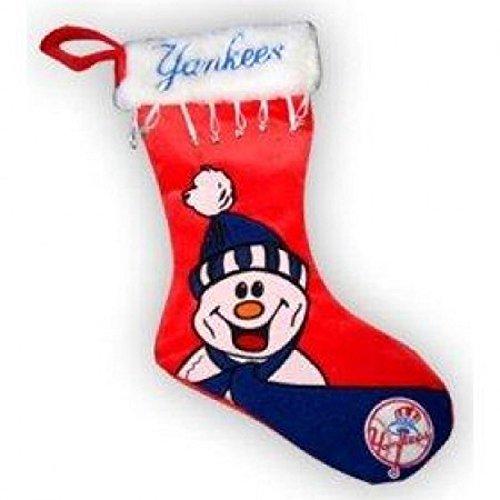 Topperscot New York Yankees Snowman - Yankees New Snowman York