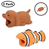 ManKa Cable Protector (2pack)- Animal Cable BITE
