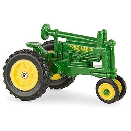 1/64 John Deere Unstyled Model A Tractor Toy by Ertl - (Ertl Model)