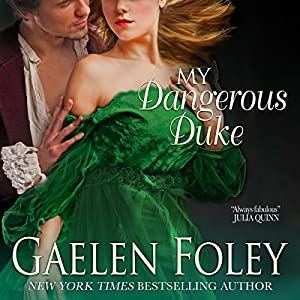 My Dangerous Duke Audiobook