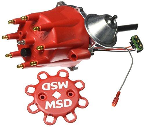 MSD 8391 Pro-Billet Ready-to-Run Distributor