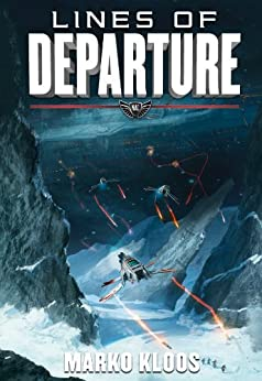 Lines of Departure (Frontlines Book 2) by [Kloos, Marko]