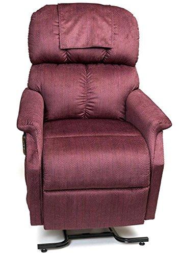 Golden Lift Chair Elite Comforter-Tall-Cabernet-User Height 6'3