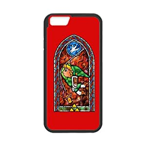 The Legend of Zelda The Wind Waker iPhone 6 4.7 Inch Cell Phone Case Black yyfD-076556