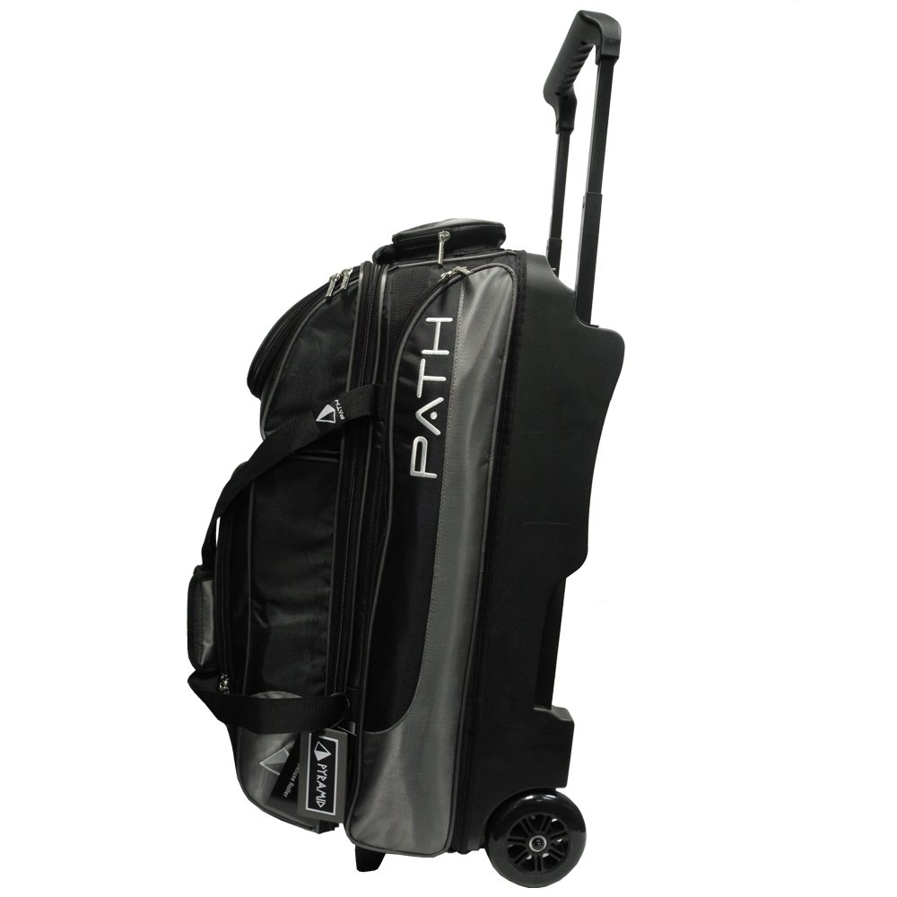Pyramid Path Triple Deluxe Roller - Black/Silver
