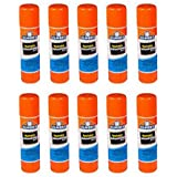 Elmers Washable All-Purpose School Glue Sticks, 24 Ounce Each, Pack of 10