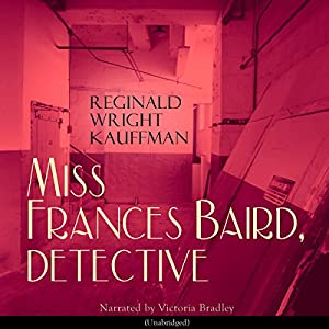 Miss Frances Baird, Detective Audiobook