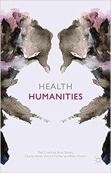 Book Health Humanities