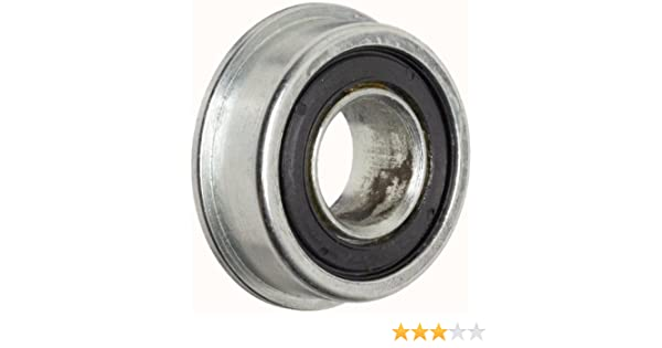 Rbc Heim Ball Bearing Rf81812pp Flanged Double Sealed 0 500 Bore 1 125 Od 0 375 Width Rod End Bearings Amazon Com Industrial Scientific