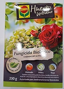 Compo 2194802011 Fungicida Biológico 250 G, 16x11x4.5 cm