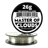 Tools & Hardware : 100 ft - 26 Gauge Kanthal A1 Resistance Wire AWG 100' Lengths