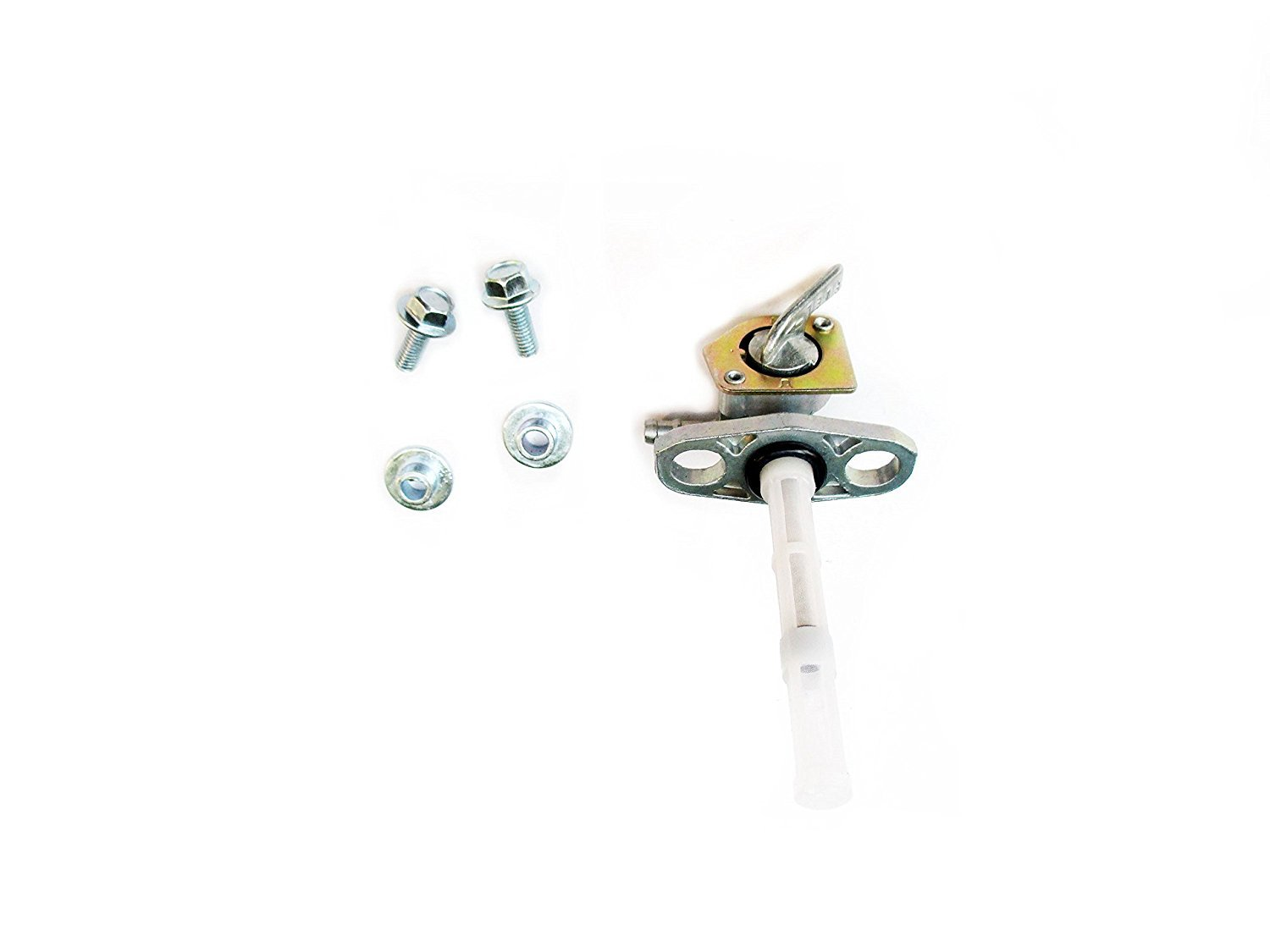New Petcock Gas Fuel Tank Switch for Honda CRF50F CRF70F CRF80F CRF100F XR50R XR70R XR80R XR100R Replace 16960-GEL-701