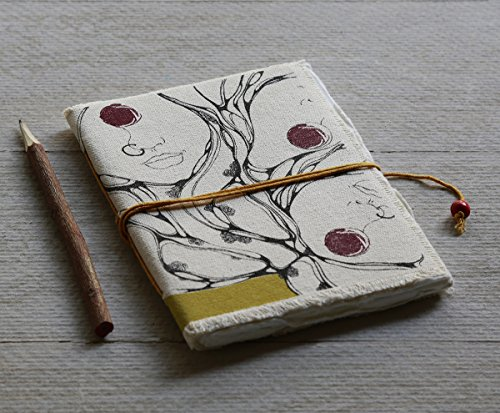 Diwali Gifts Hardbound Ruled Journal Personal Diary Composition Notebook Travel Record Book Sketchbook 7 x 5 Empowerment Themed Unlined 100 Pages Office Paper Supplies