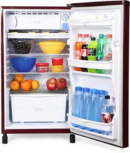 videocon 150 l 3 star direct cool single door refrigerator va163b