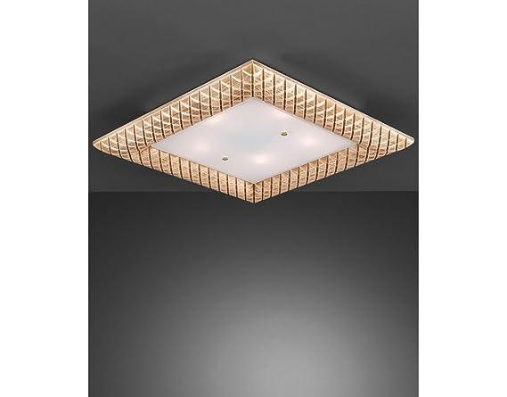 Plafoniere Legno E Vetro : La lampada incisa plafoniera da soffitto moderna e