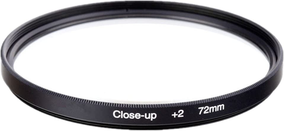 1pcs 37mm 46mm 49mm 52mm 55mm 58mm 62mm 67mm 72mm 77mm 82mm Macro Close-Up Close Up 55mm 2 Lens Filter