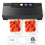 Best Food Sealers - Food Saver, Mooka 4-in-1 Sealing System with Cutter Review