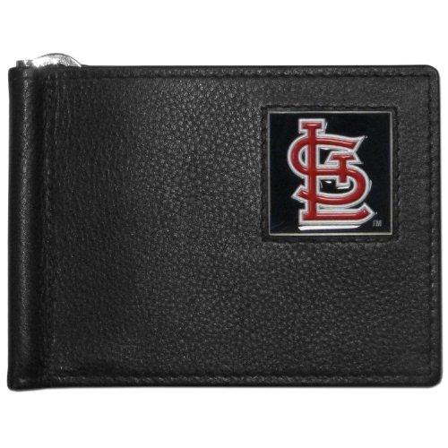 Louis Cardinals Mans Leather - 6