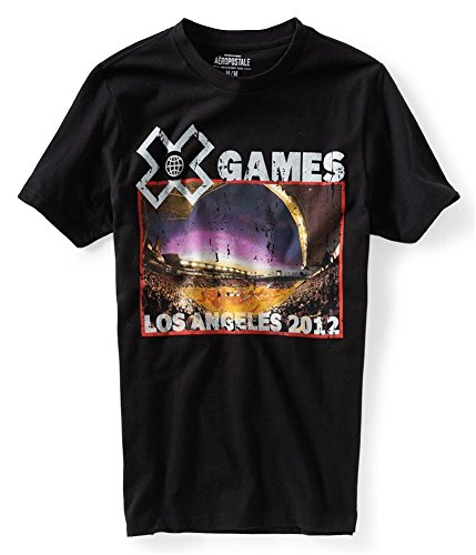 87fb5ba7f809d Aeropostale Mens X-games La 2012 Graphic T-Shirt 001 L