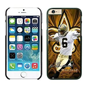 Orleans Saints Thomas Morstead Black Case Cover For HTC One M9 Cell Phone Case ONXTWKHC2837