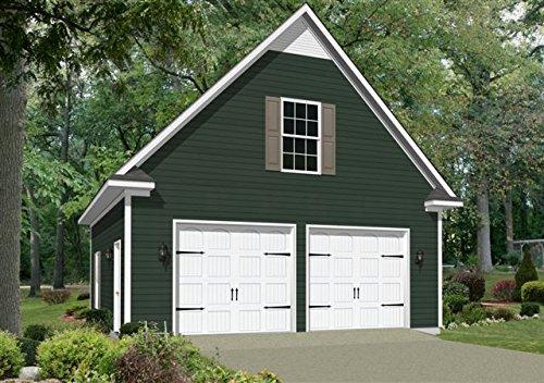 24x36 garage plans - 6