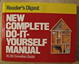 img - for Reader's Digest new complete do-it-yourself manual book / textbook / text book