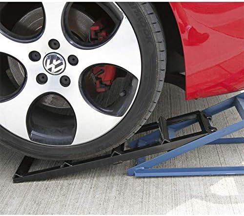 400 kg, 800 kg por par Color Azul Sealey CAR2001 CAR2001-Extensiones para rampa de Coche