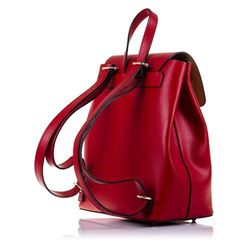 main femme au dos pour rouge Sac à porté FIRENZE Rouge ARTEGIANI 7fW484