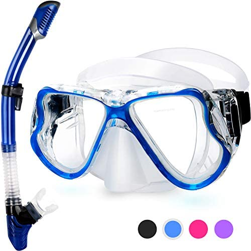 Greatever Panoramic Breathing Professional Snorkeling product image