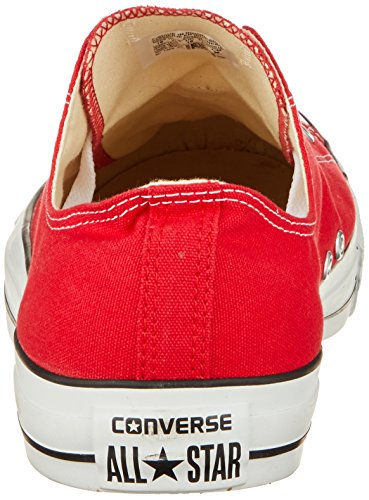 Converse Converse Baskets Mixte Converse Baskets Rouge Mixte Mixte Baskets Rouge nUYUFOcrwq