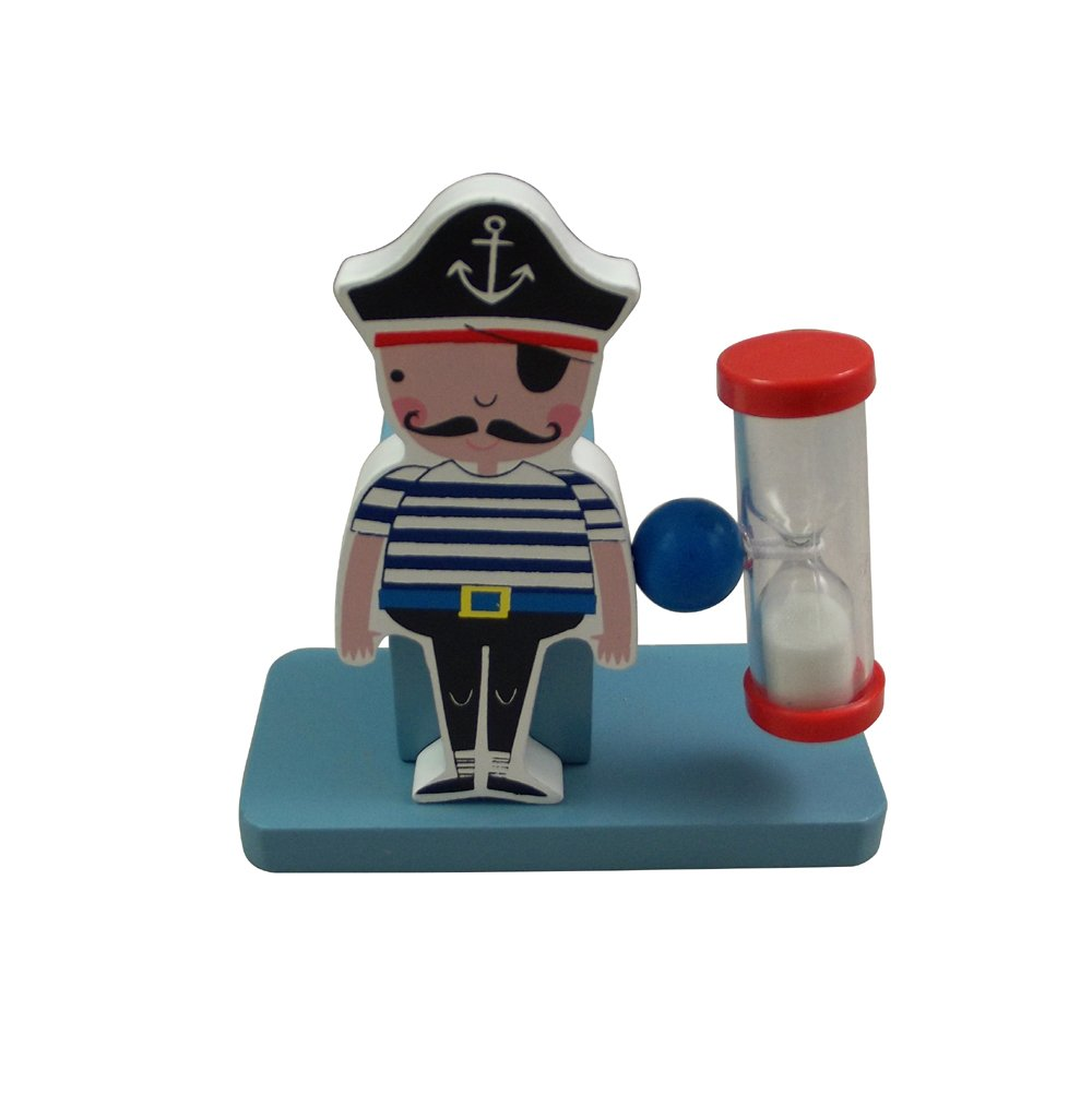Gisela Graham Pirate Toothbrush Timer