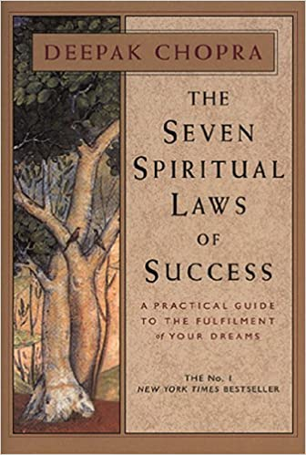 Image result for deepak chopra book seven spiritual laws of success pdf