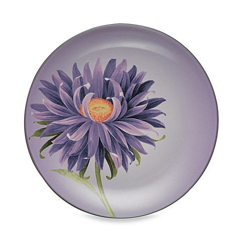 Colorwave Accent - Noritake Colorwave Floral Accent Plate in Plum