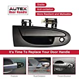 AUTEX 2pcs Exterior Door Handle Front Left Right