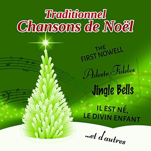 Traditionnel Chansons de Noël – 20 Top Chants de Noël, Joyeuses Fêtes, Père Noël Magique, Musique du Moment pour Vacances D'hiver