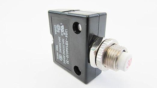 Potter /& Brumfield Schutzschalter 20A GD13429 W54-XB1A4A10-20 TE Connectivity