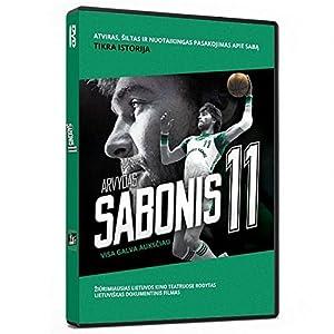 Arvydas Sabonis 11 (English, Russian subtitles) Documentary