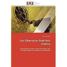LIBANAISES FONT LEUR CINEMA (LES)