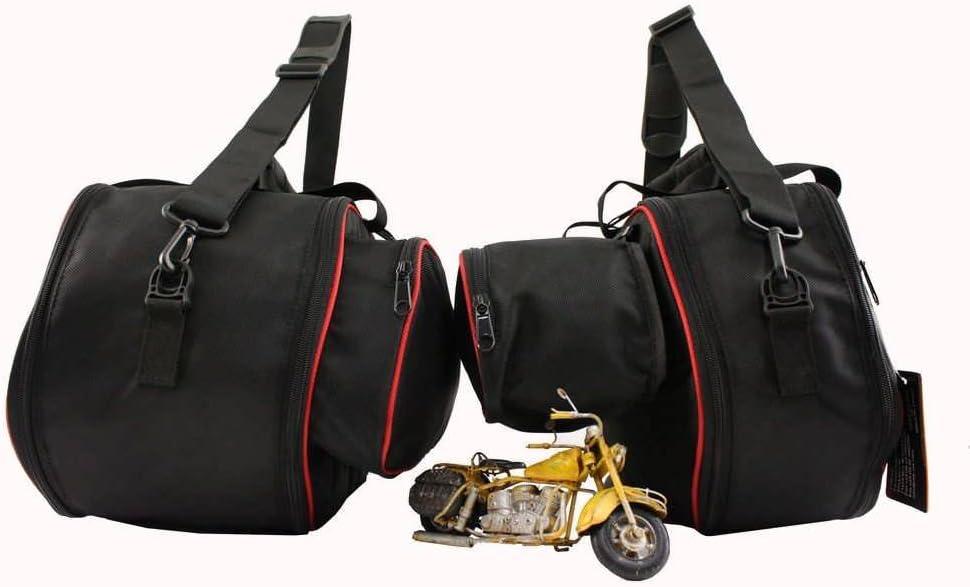 made4bikers: Bolsas Interiores Adecuado para de los Modelos Ducati Multistrada 1200 a Partir de 2015/1260 y 950 a Partir de 2017