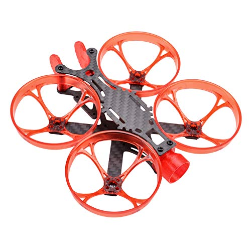 FPVDrone Mini X95 95mm FPV Racing Drone Frame 2 Inch Carbon Fiber Quadcopter Frame Kit with Propeller Guard
