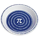 ComputerGear Pi Day Pie Plate Math Mathematical Symbol Stoneware Pan Dish 10""