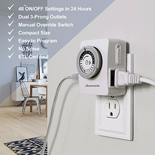 The 8 best electrical socket with timer