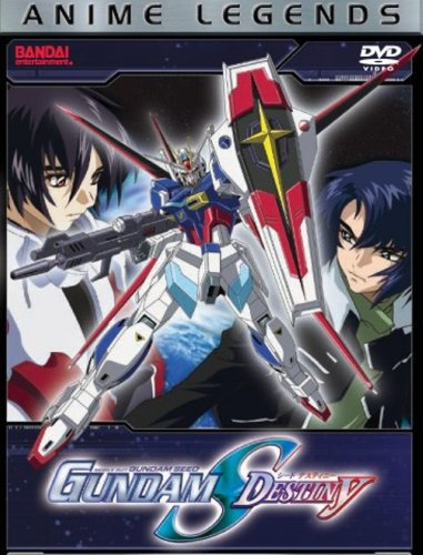 Gundam Seed Destiny - Gundam Seed Destiny, Part 1, Episodes 1-26 (Anime Legends)